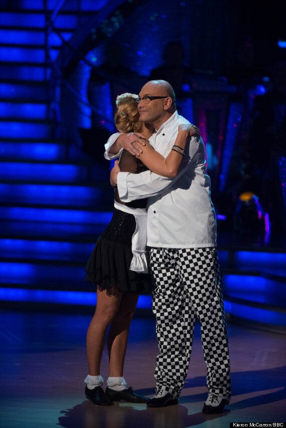 'Strictly Come Dancing': Eliminated Gregg Wallace Admits Live Show Pressure Left Him Crying With