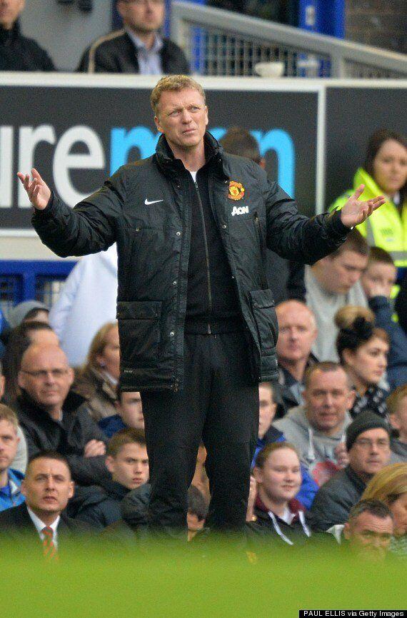 Everton 2-0 Manchester United: David Moyes' Record-Breaking Knack