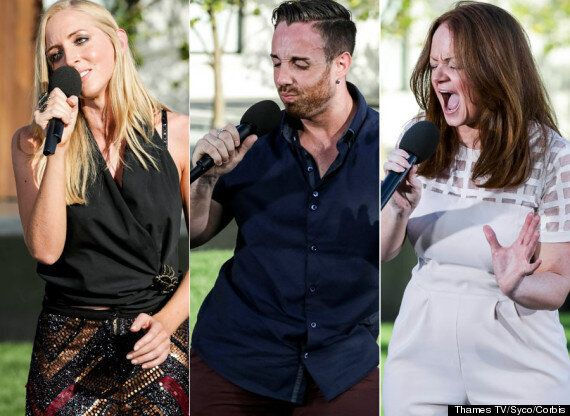 'X Factor' Wildcards: Lola Saunders, Stevi Ritchie And Concept... Who Do We Think Should Be Put Through...