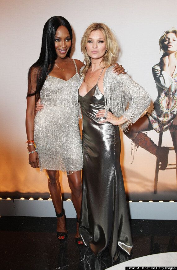 Naomi Campbell, Kate Moss And Noel Gallagher 'Taking Part In 'Gogglebox' Celebrity Special' For Stand...