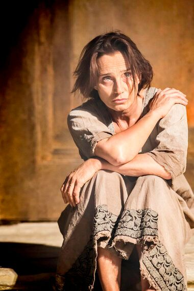 Review: Kristin Scott Thomas in Electra, Old Vic