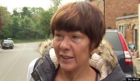 Sky Reporter Martin Brunt's Doorstep Of Brenda Leyland Fuels Heated Trolling