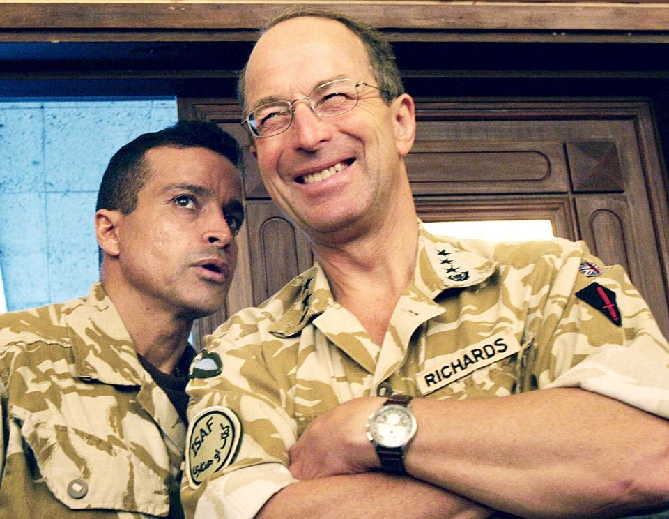 David Richards: 'As A General, I Could Literally Change The Fortunes Of A