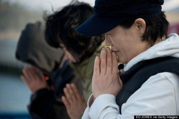 South Korea Ferry Captain's Actions 'Like Murder', Says President Park
