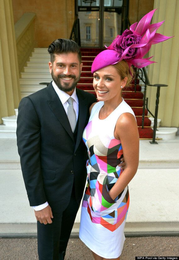 Katherine Jenkins Announces Engagement To Hollywood Director Andrew