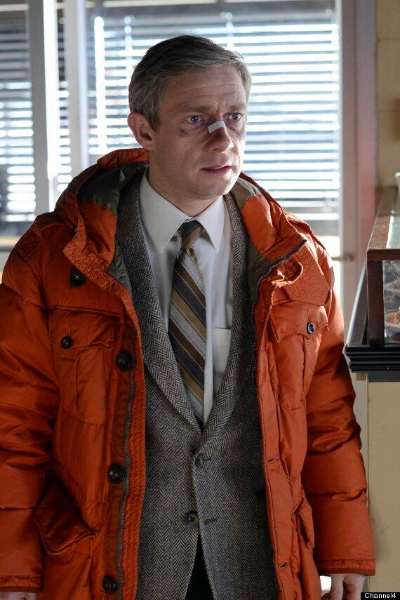 'Fargo' Episode 1 Review - Martin Freeman, Billy Bob Thornton Shine In TV