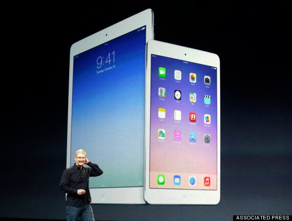 Apple's Giant iPad Could Launch With Mac OS