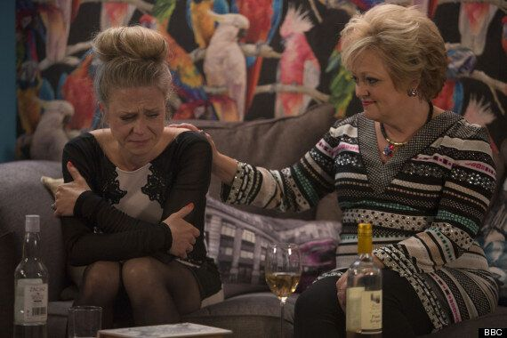 'EastEnders' Rape Storyline Receives Over 200 Complaints As Charity Praises Controversial Plot