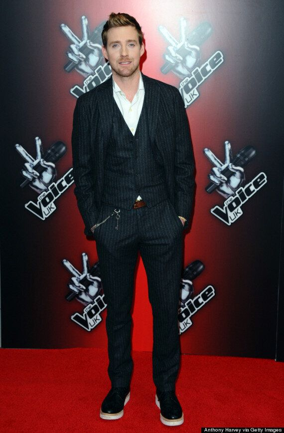 Kaiser Chiefs Frontman Ricky Wilson Admits His Future On 'The Voice UK' Is Not