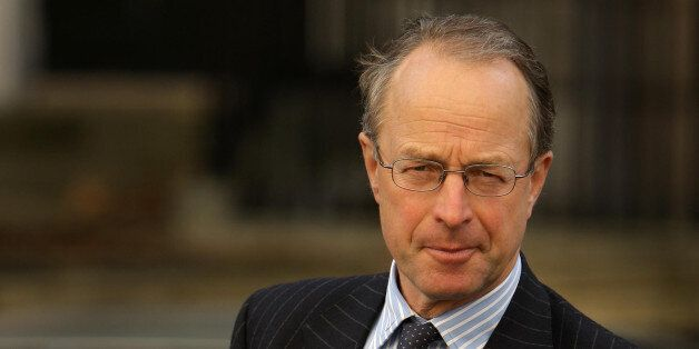 General Sir David Richards leaves the Ministry of Defence, Westminster,
