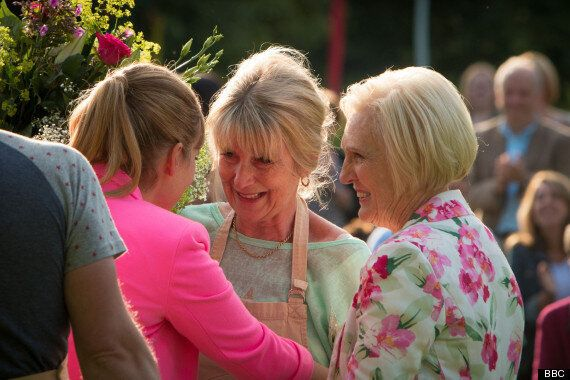 'Great British Bake Off' Winner Nancy Birtwhistle: 'I Didn't Think I'd Be Able To Cope In The