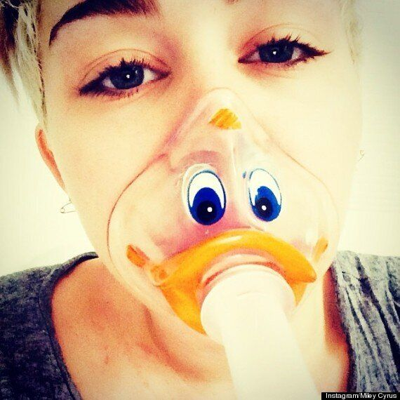 Liam Hemsworth Calls Hospitalised Miley Cyrus Following 'Bangerz' Tour