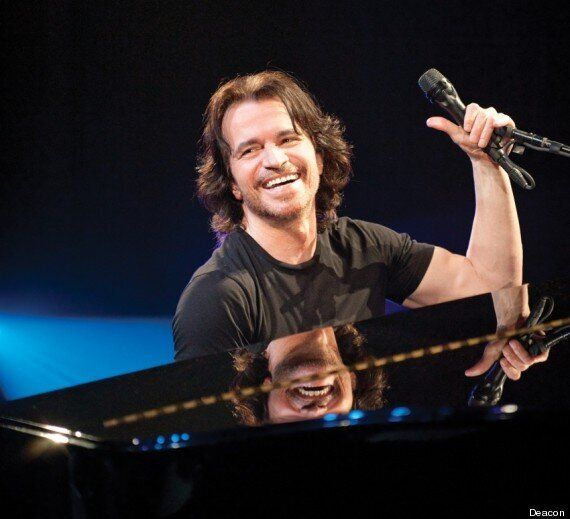 INTERVIEW: Yanni Tells HuffPostUK About Juggling Stars' Schedules For Inspirato - 'The Album Took Four