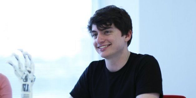 Meet Josh Valman, Young Entrepreneur Of The Week: 'I Was Turned Down By Universities, Now I'm Lecturing...