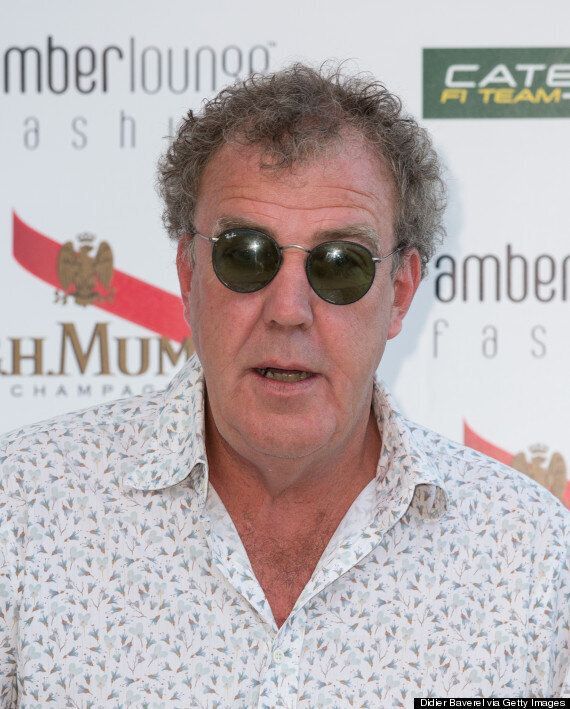 Top Gear Falklands Row Takes New Twist As Police Find 'B***end' Number