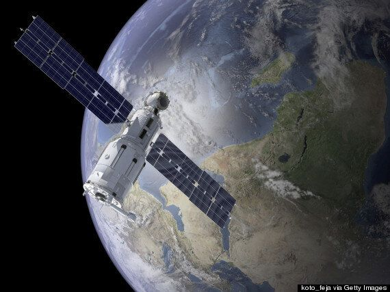 'Space Detective' Is Now A Thing Thanks To Satellite Imagery