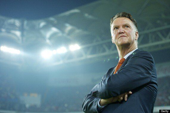 Louis Van Gaal Manchester United's Preferred Choice To Succeed David