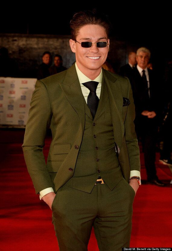 'Educating Joey Essex' Returns: Former 'TOWIE' Star To Head To Brazil For World Cup