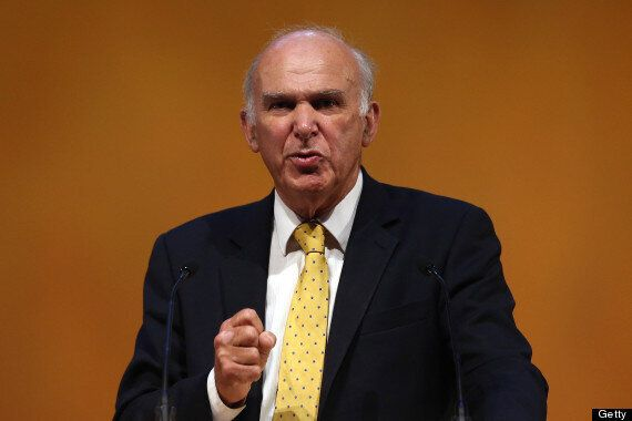 Vince Cable Tells FTSE 100 Companies To Cut Executive