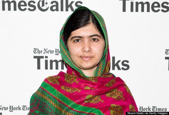 Nobel Peace Prize Winners Are Malala Yousafzai And Kailash