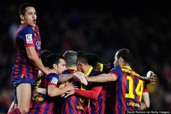Barcelona Transfer Ban Suspended By