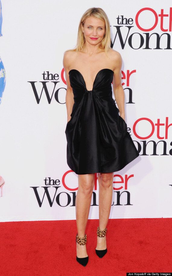 Cameron Diaz: 'It's Not Like I'm The Spinster Who Didn't Have A Child - If I Wanted Kids, I Would Have
