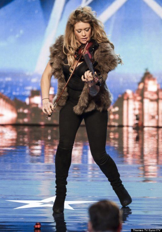 'Britain's Got Talent' Lettice Rowbatham Dubs Her Fans 'Lettice Leaves' But Insists She's Taking The...