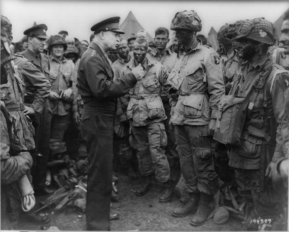 I Like Ike - Military Presidential Candidates From Eisenhower to Tom