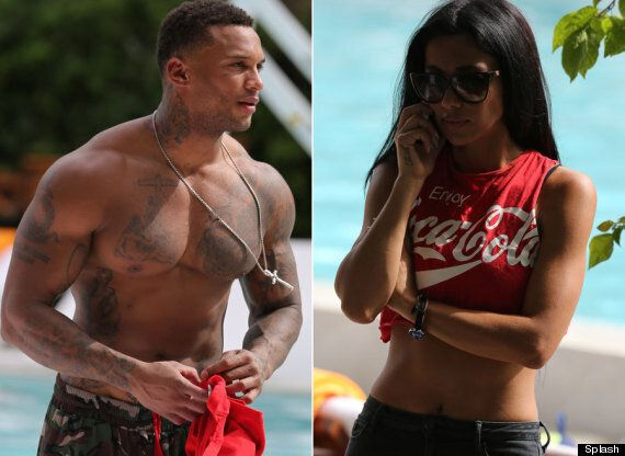 David McIntosh Spotted With Model Metisha Schaefer In Miami Just Weeks After Splitting With Fiancée Kelly