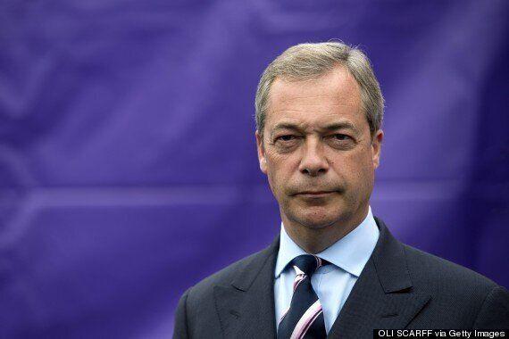 Keep HIV Positive Migrants Out Of UK, Says Ukip's Nigel