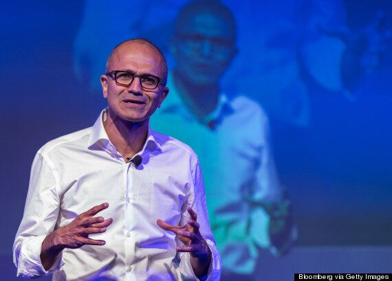 Microsoft's CEO: Woman Don't Need To Ask For A