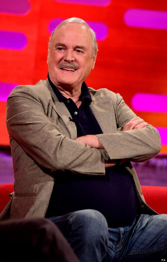 John Cleese Once Jokingly Offered To Have His Mother Killed To Stop Her Feeling