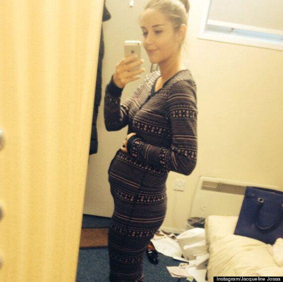 Jacqueline Jossa Pregnant: 'EastEnders' Actress Shows Off Baby Bump In Instagram Selfie