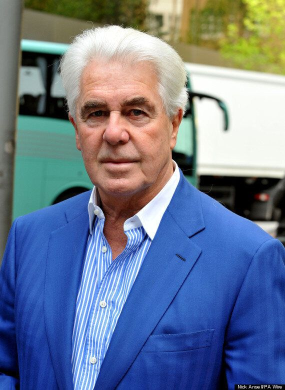 Max Clifford Jury Told They Can Return Majority Verdicts Over Alleged Indecent