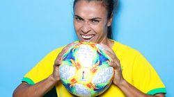 Marta está de volta e será titular do Brasil contra a Austrália na Copa