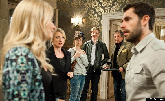 'Emmerdale' Spoiler: Robert Sugden Arrives At Home Farm - How Will Andy And Katie React?