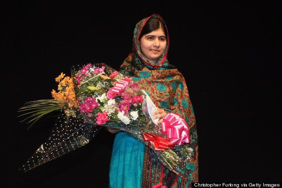 Malala Finds Out She's Won The Nobel Peace Prize At School - But Doesn't Make A