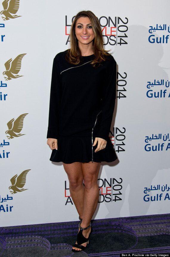 Luisa Zissman Announces Engagement To Mystery Man: Former 'Apprentice' Star Shares Diamond Ring Snap...