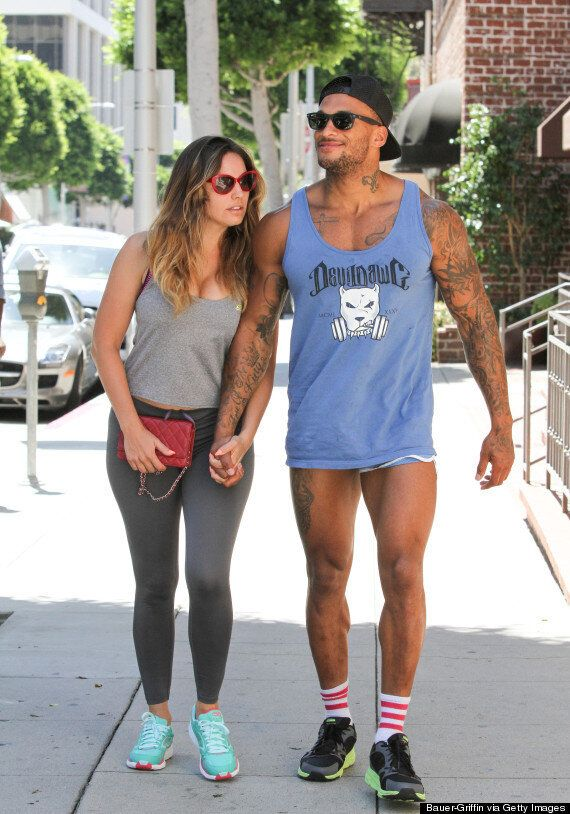 Kelly Brook And David McIntosh Nude Photos: Former Couple In Twitter Spat As Naked Photos Leak