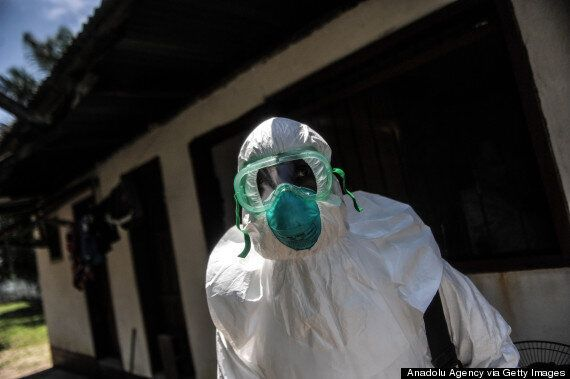 Operation Stop Ebola As Hundreds Take Part In Simulated Attack On
