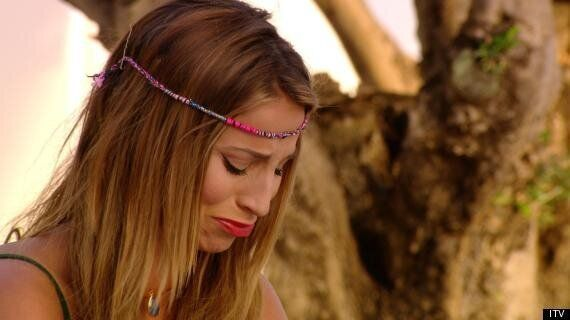 'TOWIE': Ferne McCann And Chloe Simms' Spat Continues In 'The Only Way Is Ibiza'
