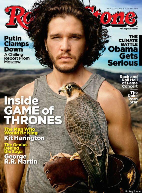 'Game Of Thrones' Star Kit Harington Admits Similarities Between Himself And Jon