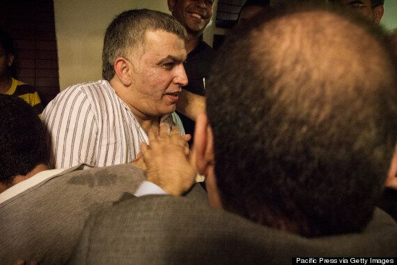 Arrested For Sending A Tweet, Bahrain Activist Nabeel Rajab Says Britain Ignores Human Rights To Get...