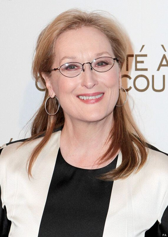 Meryl Streep Reveals 'I Thought I Was Too Ugly For Hollywood' - Plus 12 Other Unconventional