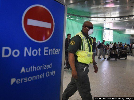 Second US Ebola Case As Health Worker Tests Positive After Contact With Victim Thomas