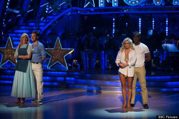 'Strictly Come Dancing': Jennifer Gibney Becomes Second Celeb To Depart The Dancefloor After Simon Webbe...