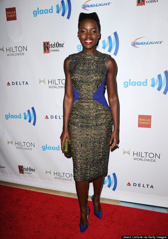 '12 Years A Slave' Star Lupita Nyong'o Named People Magazine 'Most Beautiful Woman' Of 2014