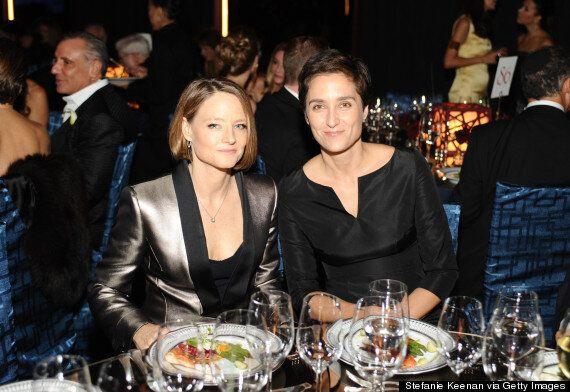 Jodie Foster Marries Girlfriend Alexandra