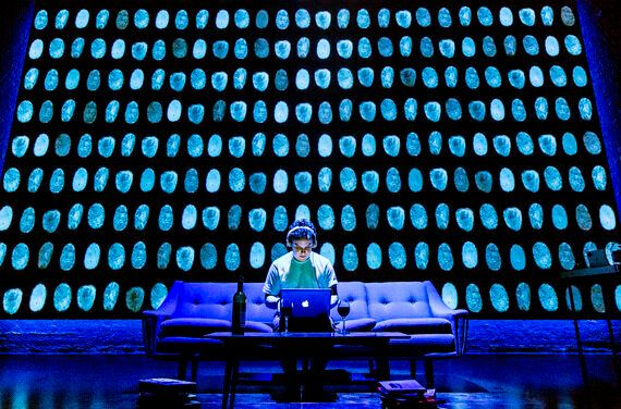 Theatre Review, Privacy: Frightening Impact of Mass Surveillance Laid