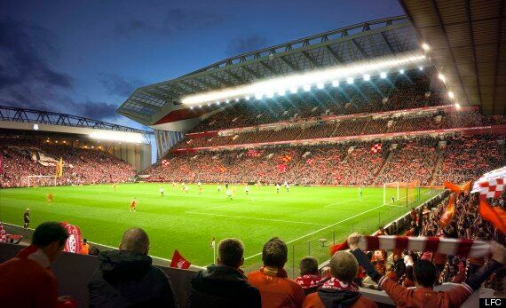 Liverpool Reveal Anfield Expansion Plans